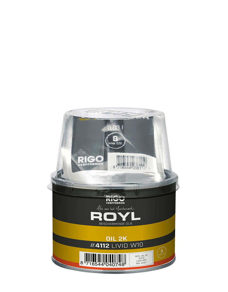 ROYL Oil 2K 0,5L Ready-Mixed