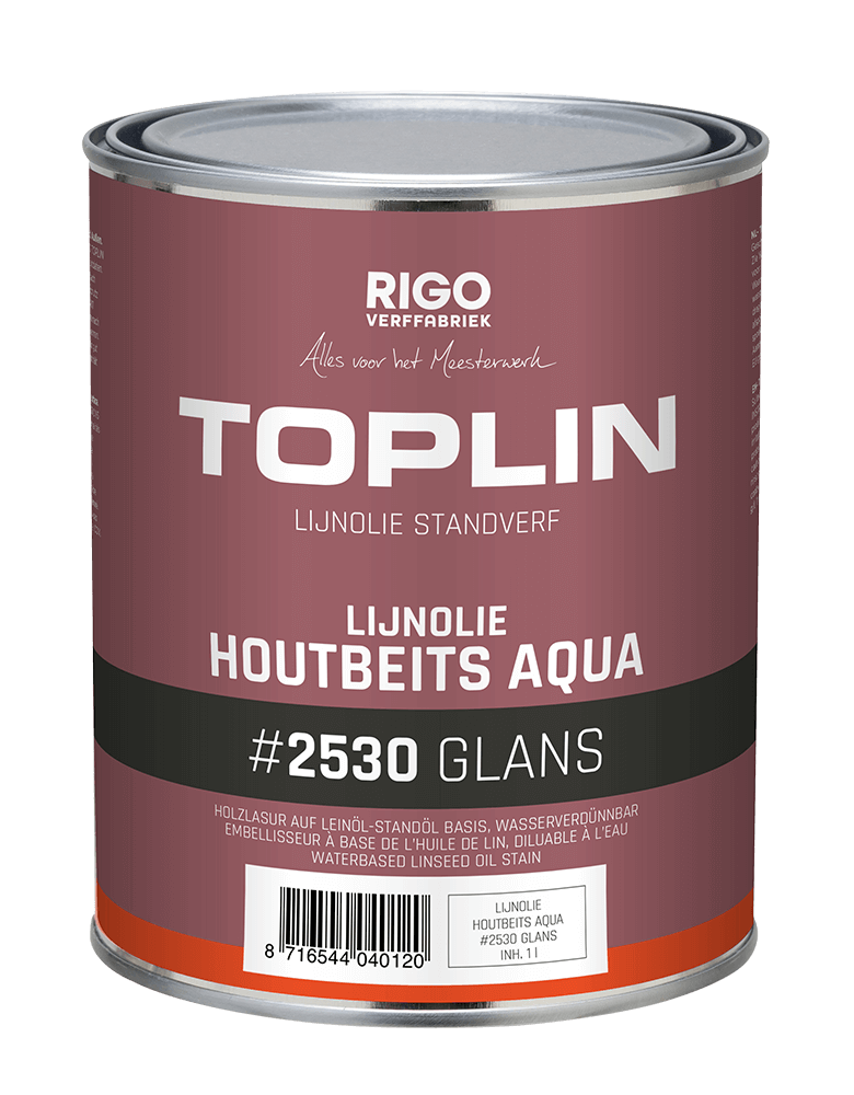 Houtbeits Aqua 2530 Glans